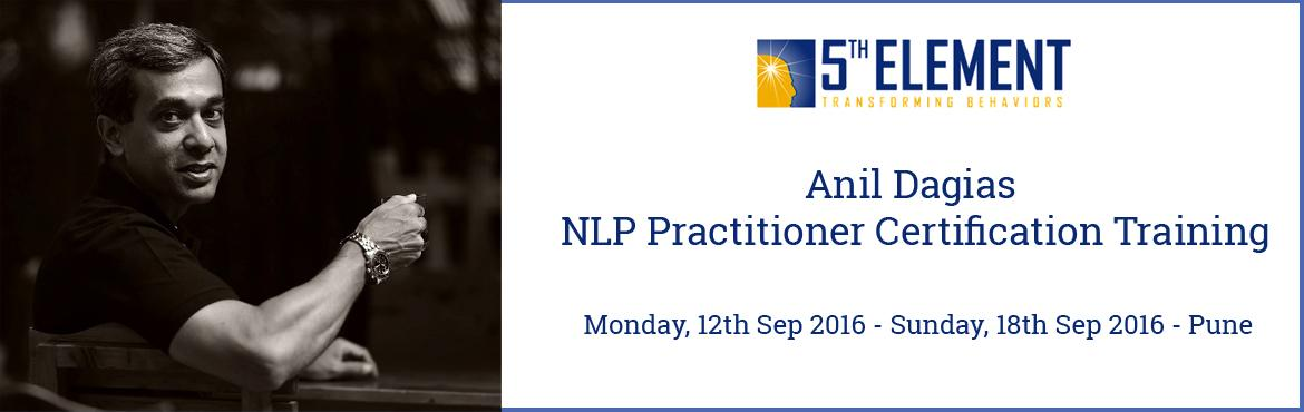 Anil Dagias NLP Practitioner Certification Training - Sep 2016 Pune