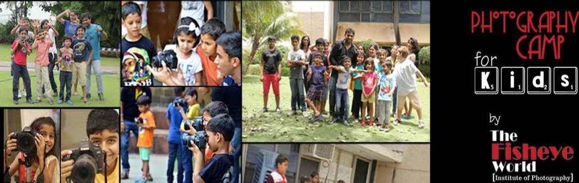 Two Day Photography Workshop for kids