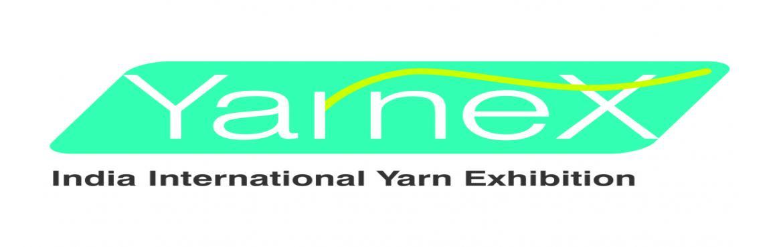 Yarnex , Delhi. India International Yarn Exhibition