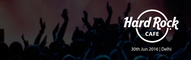 Thursday Live at Hard Rock Cafe -Delhi-30th June