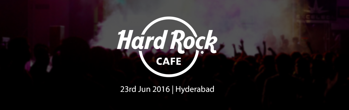 Book Online Tickets for Thursday Live At Hard Rock Cafe-Hyd-23rd, Hyderabad. If you and your beloved are madly in love with the Hard Rocks and want to spend a marvellous day together, then we can help you with an awesome experience. How about attending a live concert at the Hard Rock Cafe on Thursday? Sounds super exciting? W