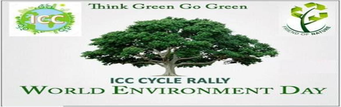 Book Online Tickets for ICC Environment Day Cycle Rally , Ravet. ICC is going to arrange Environment Day Cycle Rally by ICC on Saturday 4th Jun 2016. Participants are requested to gather on road or at start point.   Date – 4th Jun 2016 / Saturday   Route – ( Start )Ravet Bridge – Dange