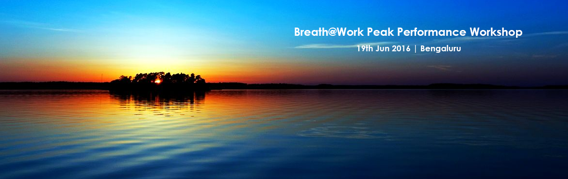 Breath@Work Peak Performance Workshop