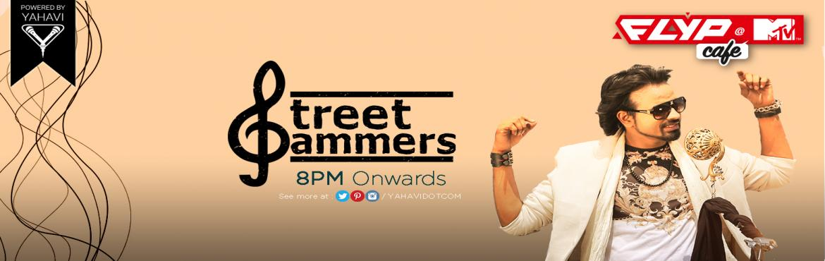 Book Online Tickets for Street Jammers Performing Live at FLYP, NewDelhi. Welcome to the mystical land of Sufi as Street Jammers all geared up to take you on a soulful journey on 5th June at Flyp MTV, Connaught Place.