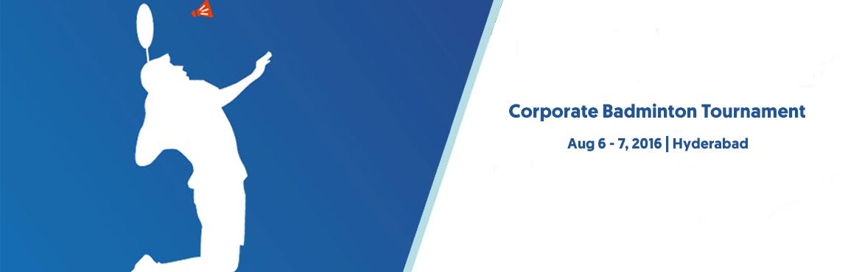 Corporate Badminton Tournament