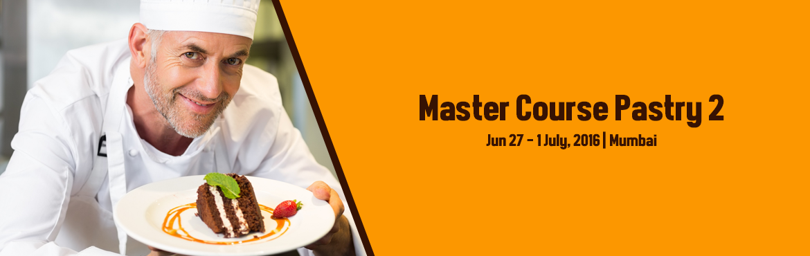 Master Course Pastry 2