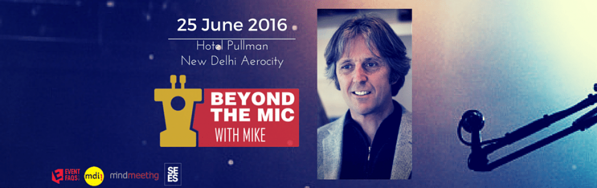 Beyond The Mic, With Mike