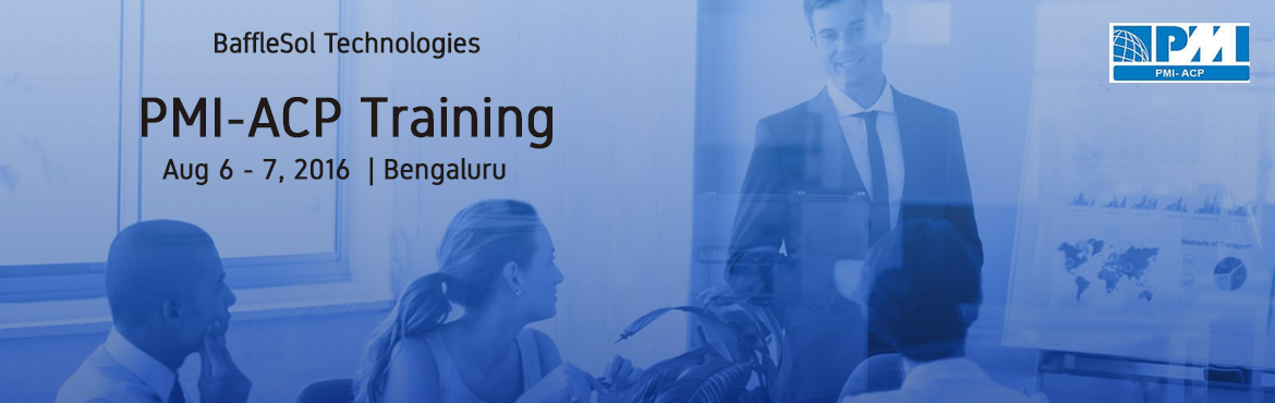 Book Online Tickets for 21 contact hours PMI-ACP Training, Gurugram. We offer a 2 day exclusive PMI-ACP® training program. All the chapters are logically designed to cover the entire PMI-ACP® exam content step by step. Professionals from all over the world have joined us. Book your seats for the upcoming 21 co