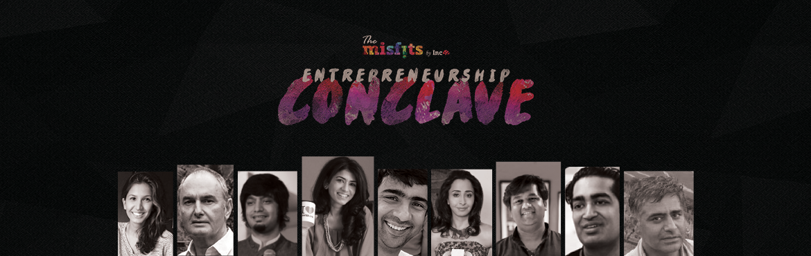 The Misfits Entrepreneurship Conclave