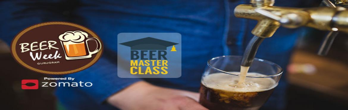 Book Online Tickets for Beer Masterclass and Brewery Tours, Gurugram. Always imagining of new flavours of beer? Do craft beers make you smack your lips? With a slew of microbreweries slated to open in the city, it will be foolish stick to your favourite 'wheat beer'. Brew Master Ishan Grover guide you throu