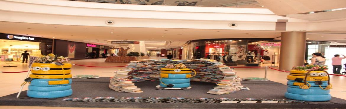 Scrap Collection Drive for a cause at Phoenix Marketcity Pune