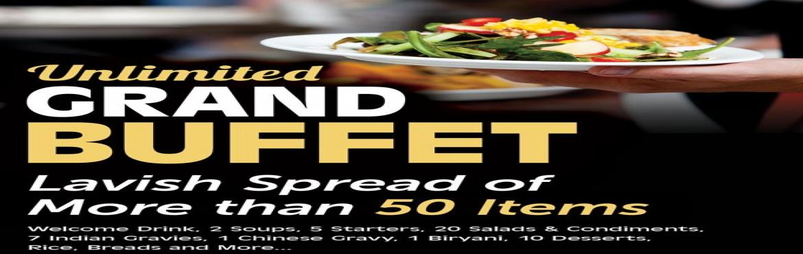 The All Day Grand Buffet By Flavours@ Octave suites, Residency Rd