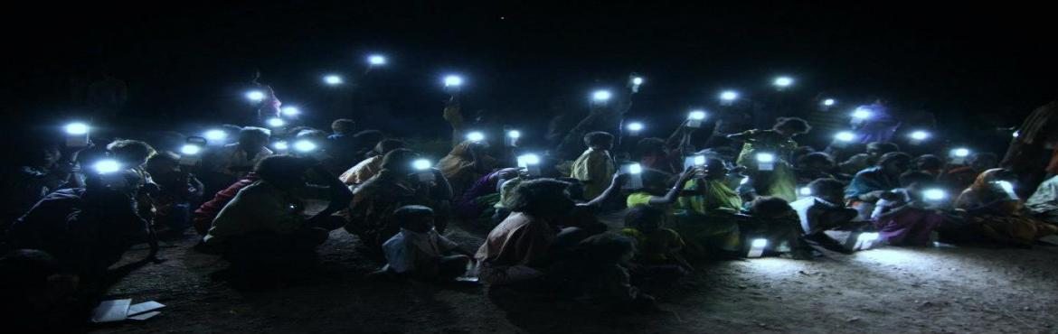Light-Up the Lives.. Sponsor solar lamps