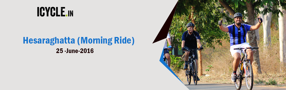 Book Online Tickets for HESARAGHATTA (MORNING RIDE) 25-JUN-2016, Bengaluru. For all those who have tried outLevel 1and raring to go for a Level 2 trail,Hesaraghattawould be an excellent choice to start with, since the roads are good and ambience enroute is very pleasant. Hesaraghatta is a fascinating