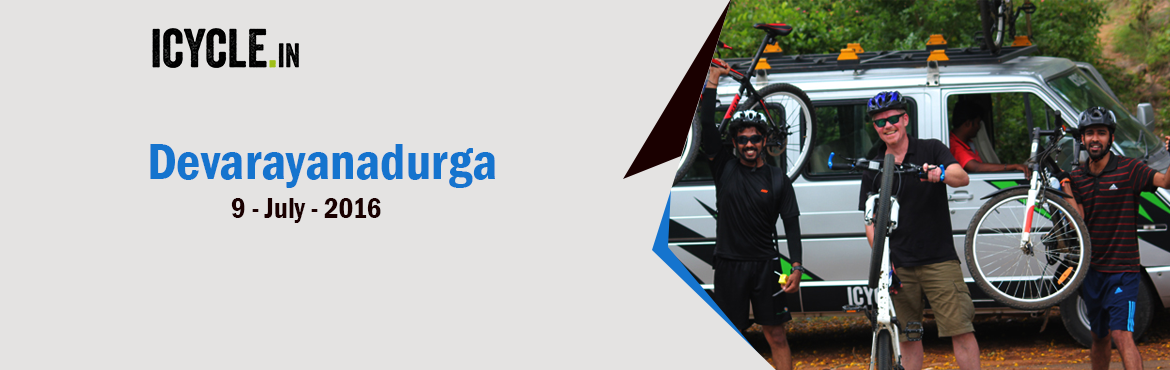 Book Online Tickets for DEVARAYANADURGA 09-JUL-2016, Belagavi. Level 3:  Head towards north of Bangalore to Devarayanadurga to enjoy some gruelling yet serene cycling ride of approx 75 kms… Devarayanadurga is a hillstation near Tumkur, this rocky hill is surrounded by forest providing