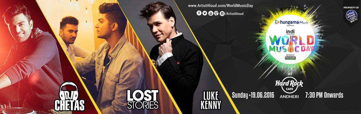 World Music Day with DJ Chetas and Lost Stories
