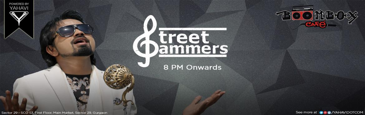 Book Online Tickets for Street Jammers Performing Live at Boombo, Gurugram. If sufi is candy to your ears, we know how you can satisfy your sweet-tooth. Boombox Cafe presents you Street Jammers, sufi band from Chandigarh who is all geared up to take you on a soulful journey on 16th June at Boombox Cafe, Gurgaon.