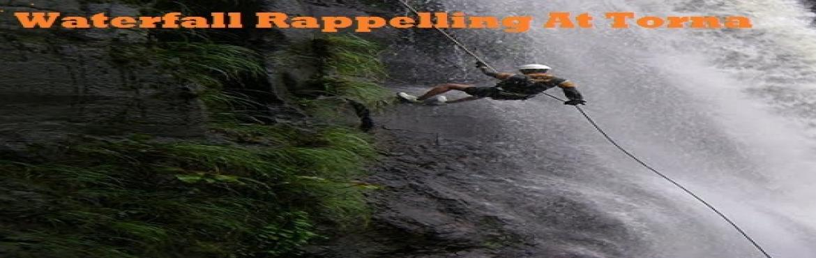 Torna Waterfall Rappeling