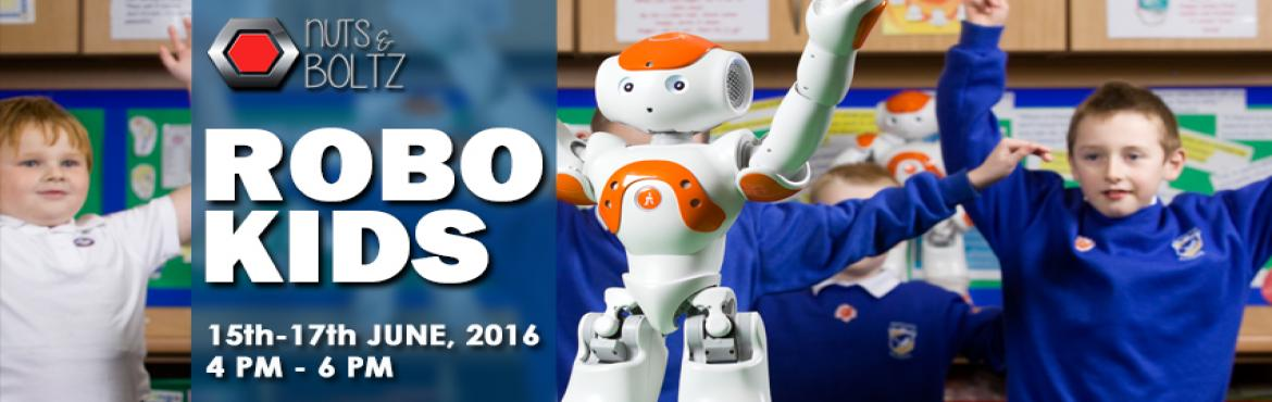 Book Online Tickets for Robo Kids, NewDelhi. \