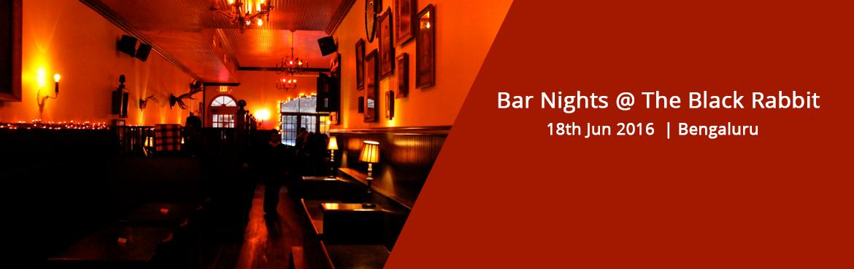 Bar Nights @ The Black Rabbit copy sat