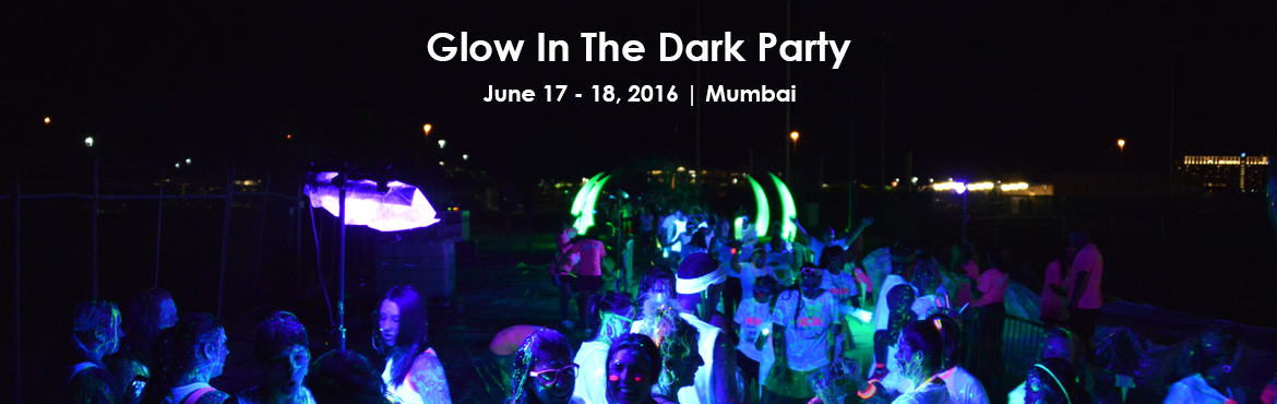 Book Online Tickets for Glow In The Dark Party 17 Jun 2016, Mumbai. Event Details The name says it all, The idea is simple Lets GLOW and Party Hard !!!   Friday 17th June at Club Royalty  With DJ AARYAN  - Joel Ferreira and Vishaal Rasquinha    Be there for a crazy Glow In The Dark Party.&nbs
