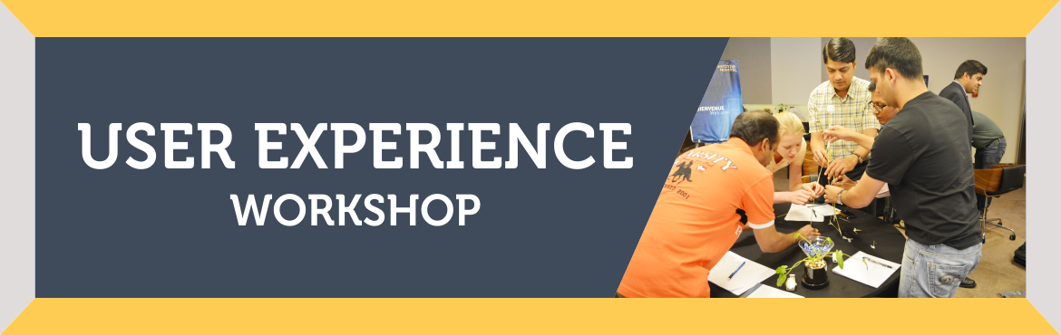 2 Days User Experience Design and Prototyping Workshop In Delhi