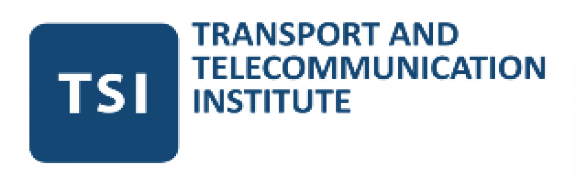 Walk-in Drive - Transport and Tele-Communication Institute, Latvia