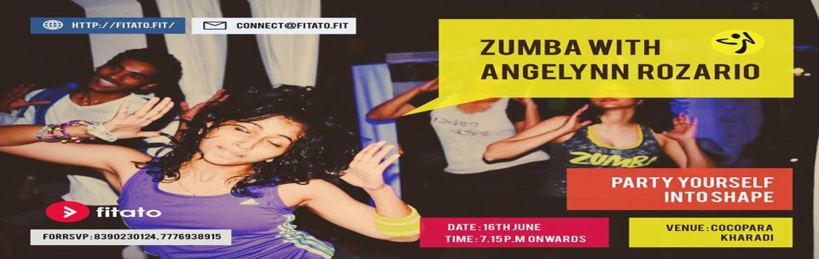 Zumba with Angelynn Rozario