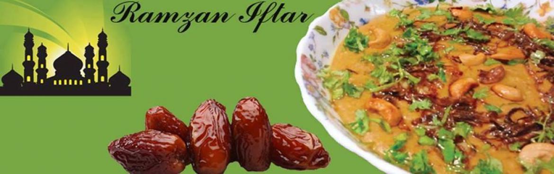 Ramzan Iftar in Frazer town.
