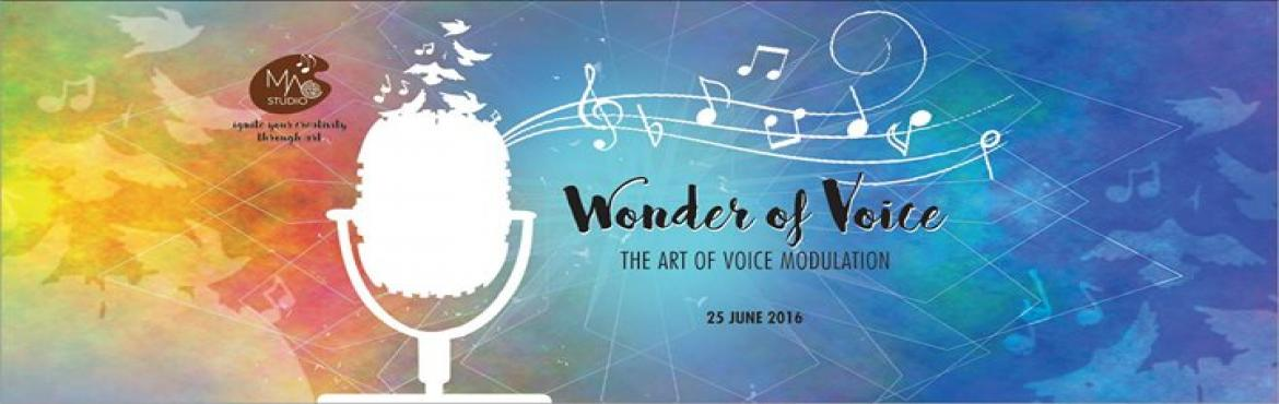 WONDER OF VOICE.