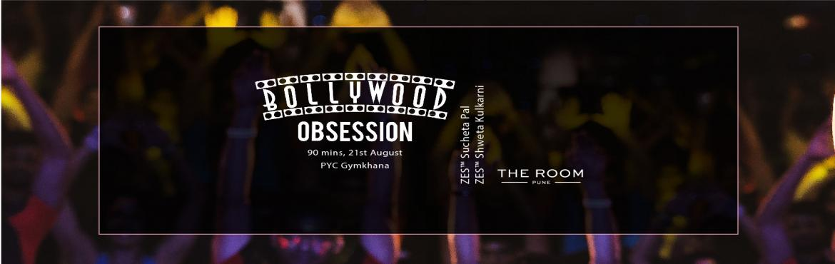 Book Online Tickets for THE ROOM Fitness and Lifestyle Club pres, Pune.  Bollywood Obsession is an upcoming event with a mix of Zumba fitness master class & Bollywood by 2 Master Instructors ZES(tm) Sucheta Pal (lead ZES of India) & ZES(tm) Shweta Kulkarni together in Pune.Its not just a regular master class but