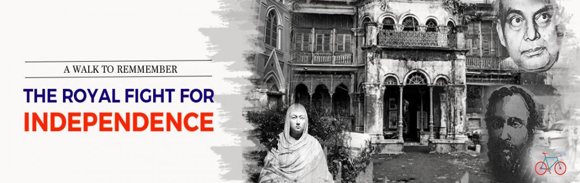 Book Online Tickets for A Walk To Remember: The Royal Fight for , Kolkata. Starting Point - Moulali and S. N. Banerjee crossingAfter booking your tour, call or text 9674917877LetUsGo brings yet another Walking Tour to let people know the rise of the Kings (Raja) and Queens(Rani) in the face of stiff opposition of the East I