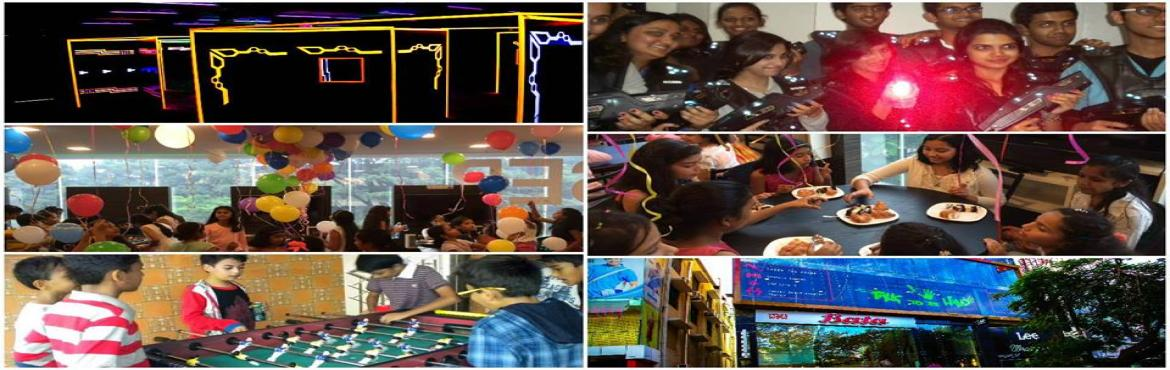 Book Online Tickets for Talk To The Hand ( Birthday Events ), Bengaluru. We are all about the adrenaline rush, excitement and entertainment! What\'s more, state of the art gaming consoles and a hip cafe to hangout with your buddies or grab a bite while you wait your turn.It\'s also a cool place to celebrate your bir