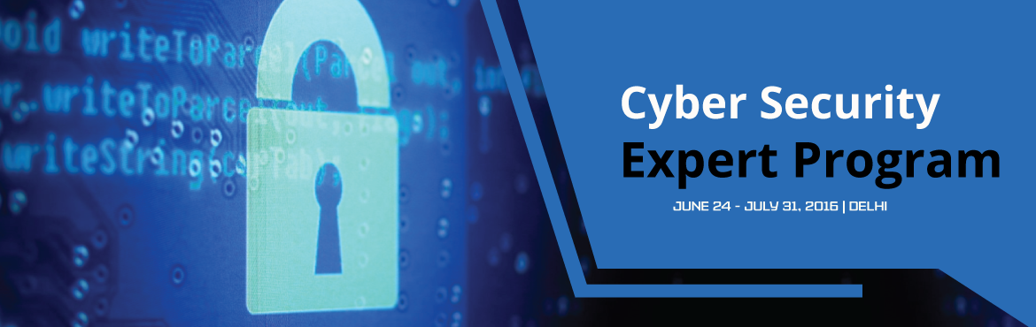 Book Online Tickets for Cyber Security Expert Program, Gurugram. The Ethical Hacker program which is world's most advanced ethical hacking course enables you to rule the hacking technologies by scanning, testing, hacking and securing your own systems. The information is obtained by evaluating the security of