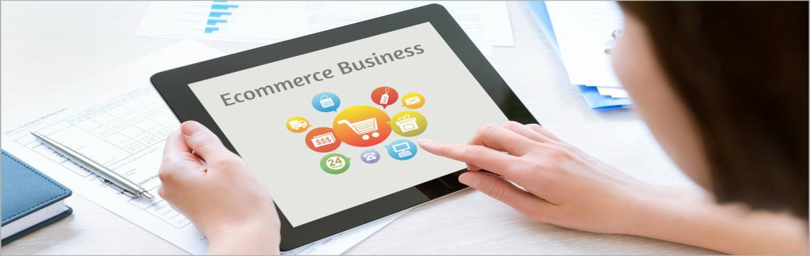 Book Online Tickets for Webinar on ECommerce Business Opportunit, Hyderabad.