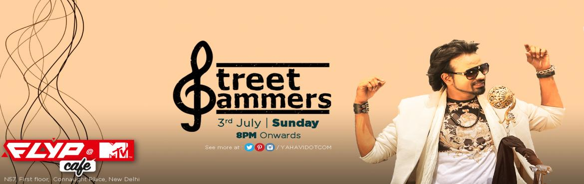 Book Online Tickets for Bollywood Sufi Night with Street Jammers, NewDelhi. Their love for performances is only overshadowed by their passion for music. So, Catch them Live at FLYP@MTV.Powered By: YAHAVI