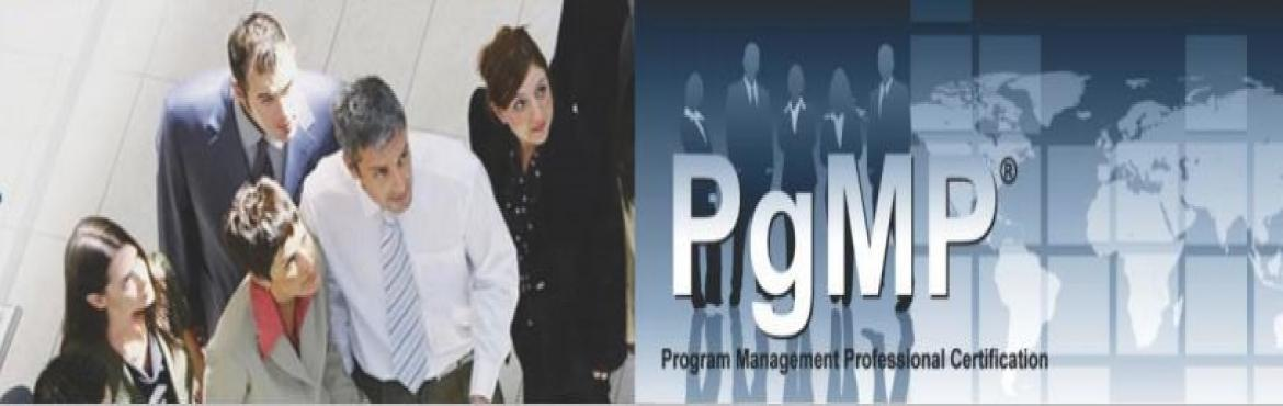 Book Online Tickets for PgMP Workshop from Proventures | 2nd,  9, Hyderabad. Why PgMP? Systems Approach to Program Management (PgMP Boot Camp) workshop on the Standard for Program Management is to focus upon how to drive the strategy of the organization through programs and the interrelated component projects within a given p