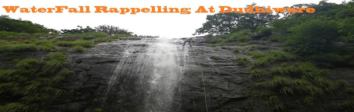 Waterfall Rappelling At Dudhiware copy