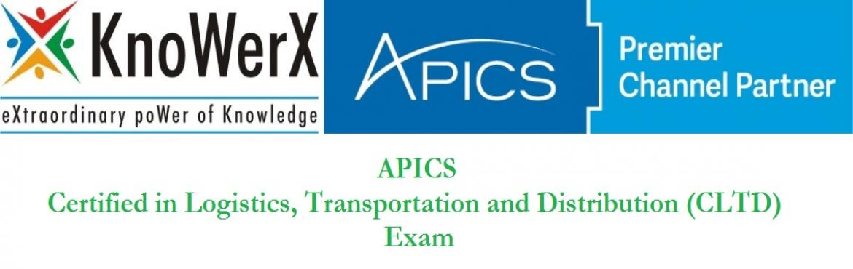 APICS CLTD Exam