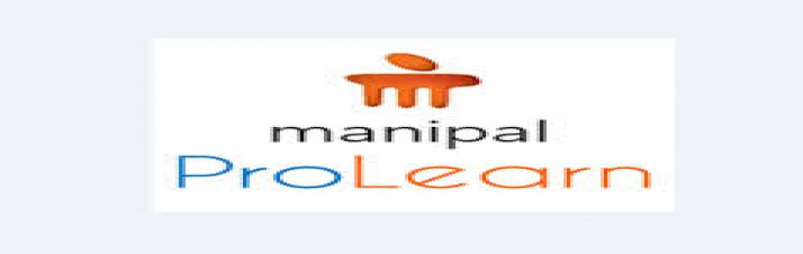 Book Online Tickets for Digital Marketing Professional Program i, Bengaluru. Manipal ProLearn is conducting Digital Marketing Professional Programto educate students in the areas of Digital Marketing.3-month course spanning 80 hours of learning engagement (40 hrs classroom training, 20 hrs e-learning & 20 hrs projec