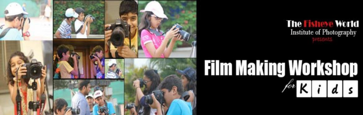 Book Online Tickets for Kids Film Making Workshop - Bandra, Mumbai. ARTISTSDarshan DixitThis workshop is a practical introduction to filmmaking. It provides a whistle stop tour of concepts and skills needed to produce a short film. Work in small groups to prepare and shoot movies, using DSLR cameras. It will be a \'h