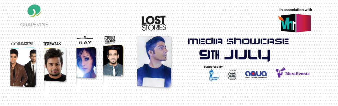 Book Online Tickets for Grapevine and VH1 Nights with Lost Stori, Hyderabad. #LostStories #One&One #Terrazak #Ray #UpsideDown  Hyderabad , you have been awesome all the time and this its time for something huge , we give you a celebration from #Tomorrowland , #Sunburn , #Vh1 Artists . Experience the Tomorrowland mus