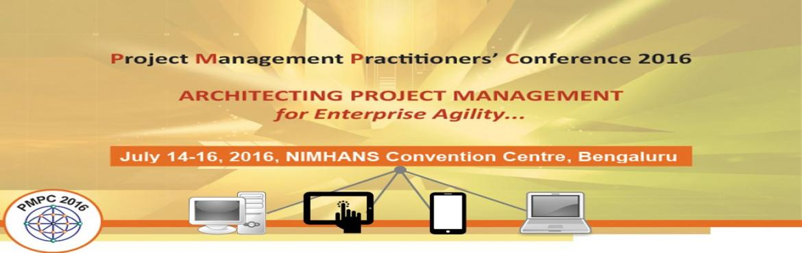 PROJECT MANAGEMENT PRACTITIONERS CONFERENCE 2016 - Live Webcast