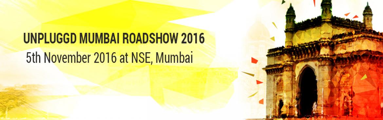 UnPluggd 2016 Roadshow - Mumbai