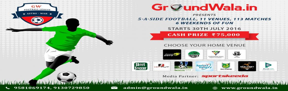 GW Football League: Astro-War