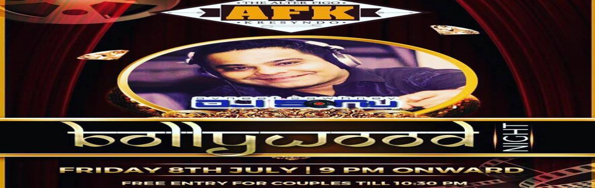 Alter Figo Kresyndo a.k.a AFK launches Bollywood Nights