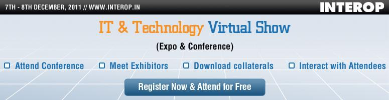 Virtual INTEROP-IT&Technology-Virtual Trade Show and Conference