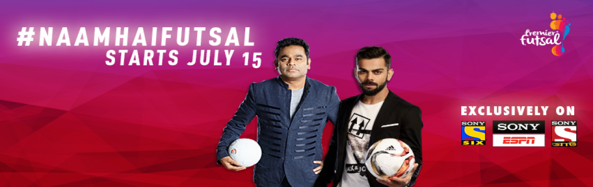 Book Online Tickets for Bangalore vs Kolkata and Kochi vs Mumbai, Mapusa. Bangalore vs Kolkata and Kochi vs Mumbai       Quick facts about Futsal:   5-a-side shorter variant of football Played indoor on specially made teraflex courts Modern version of Futsal has its origins in Uruguay (1930) The original body is the