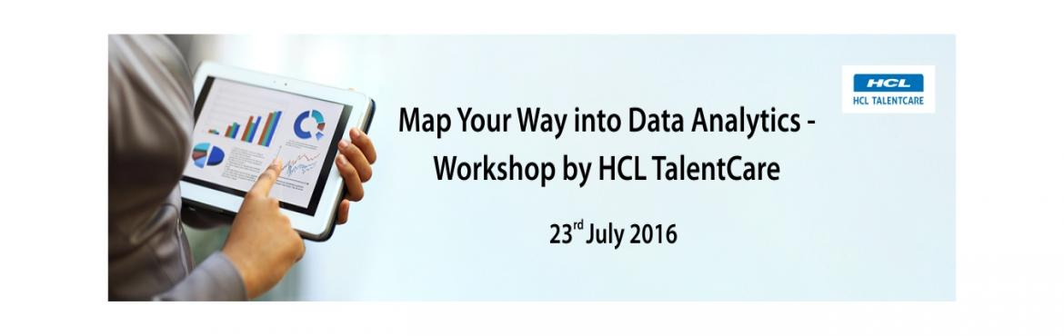 Book Online Tickets for Map Your Way into Data Analytics - Works, Chennai.