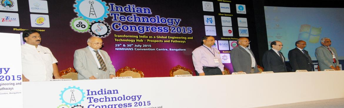 Indian Technology Congress - 2016